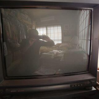 テレビ SHARP 27C-V21-BK ★現物のお引き取…