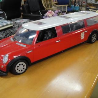 レトロカー mini cooper ミニクーパー ロング リムジ...