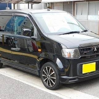 コミコミ『24.8万円』eKスポーツターボ オートマ ブラック ...