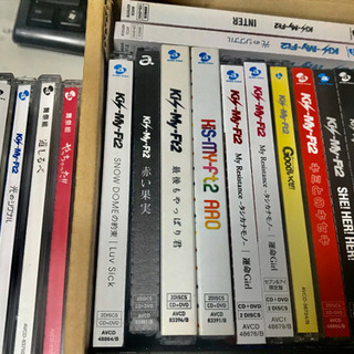 021207★Kis-My-Ft2 シングルCD-DVD28枚セ...