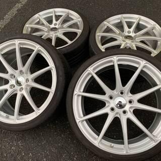 ワークグノーシスFMB01 20インチ BMW 3,4シリーズ