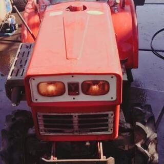 農機 ヤンマートラクター YM1110D