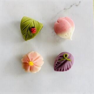 季節を愉しむ和菓子作り 〜春を模る練り切り