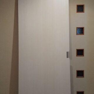 ◆建材 『未使用 』引き戸  天板にも③◆