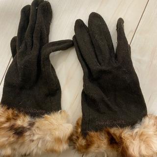 pinky &Dianeの手袋✨