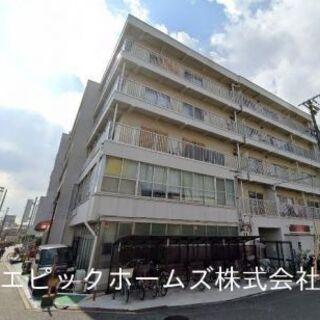◆賃貸中8.72%◆大阪市住吉区 駅2分 最上階 3DK