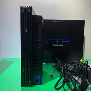 #3453 PLAYSTATION 2 + ソフト三本セット