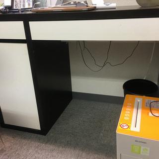 オフィスデスク×2