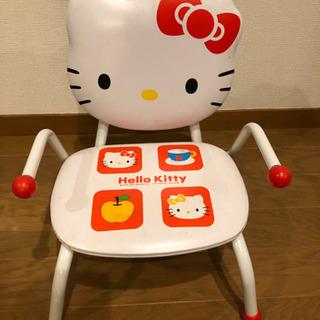 ハローキティー 子供用の椅子