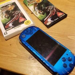 PSP  モンスターハンター