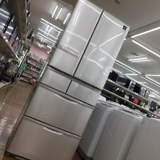 【トレファク鶴ヶ島店】SHARP シャープ  6ドア冷蔵庫 44...