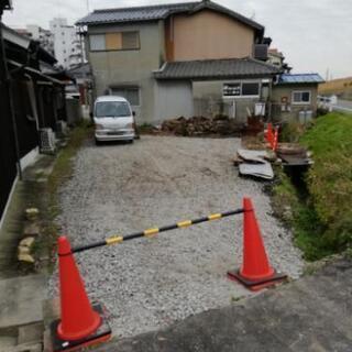 加古川市 月極駐車場オープンしました 空き5台