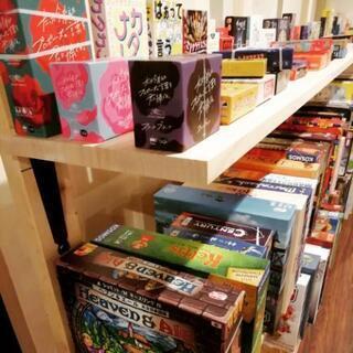 名古屋にボードゲームカフェがオープン! - その他