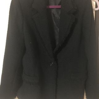【大幅値下げ】大きいサイズの黒ジャケット