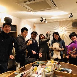 名古屋で話せる友達ができるバー「旅バー夢port」