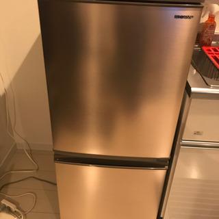 【引き取り限定】SHARP冷蔵庫SJ-D14E-N