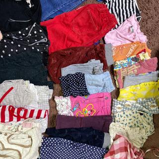 女の子の服 110センチ