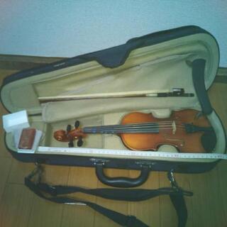 子供用 鈴木バイオリン ヴァイオリン たぶん身長120〜130c...