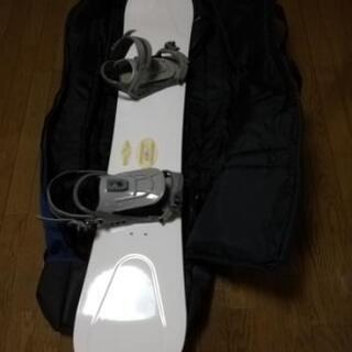 ★ケース付★格安★スノーボードセット★