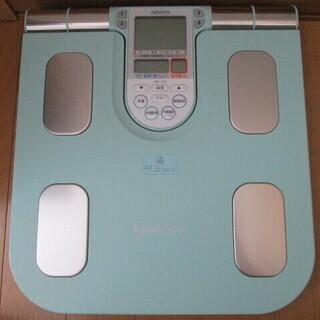 OMRON/オムロン 体重計/体重体組成計 Karada Sca...