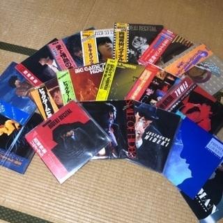 西城秀樹さんのレコード