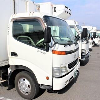 【食品配送ドライバー】中型・大型車/三河エリアの食材工場から物流...