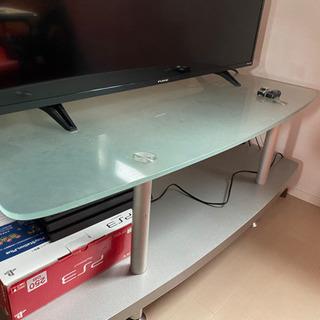 テレビ台です!大きめ!