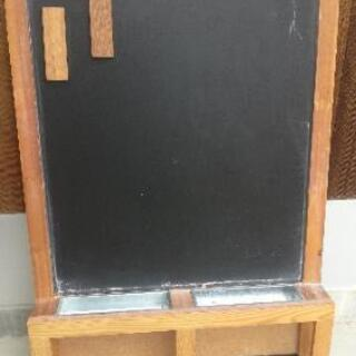 🔴 IKEA 黒板(LUNS) お子様のお絵かきに、お店のメニュ...