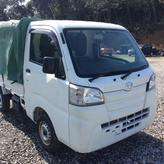 車検2年付き!平成27年式 ダイハツ ハイゼットトラック5MT ...