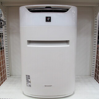 【トレファク府中店】SHARP 加湿空気清浄機 プラズマクラスター