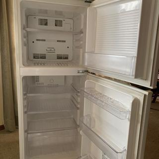 シャープ 140リットル 中古冷蔵庫