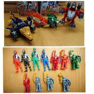 騎士竜戦隊 リュウソウジャー 竜装合体 騎士竜シリーズ セット