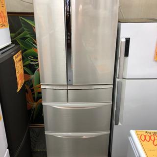6ドア冷蔵庫 パナソニック 2012年 自動製氷付