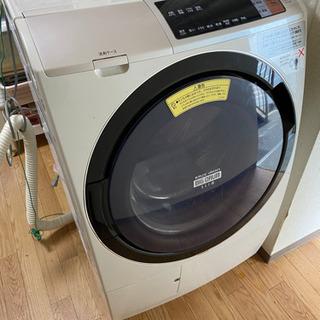 No.53 日立 11kgドラム式洗濯機 2017年製