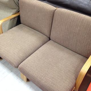 取りに来れる方限定!無印良品のソファーチェアです!