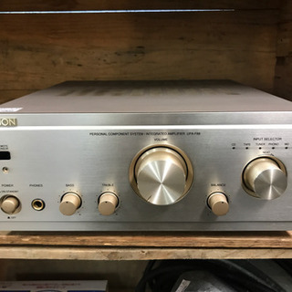 DENON デノン UPA-F88 プリメインアンプ 音響機器 中古