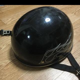 半ヘルメット  125cc以下 フリーサイズ