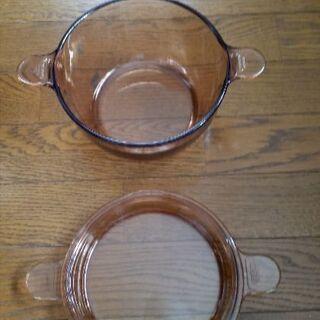ガラス鍋 ビジョンフランス お値引き-500円