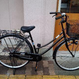 SANTOS 27吋ファミリーサイクル シングル/ブラック