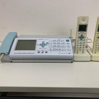 【固定電話/子機付!!】固定電話「SHARP ux-e407cw」