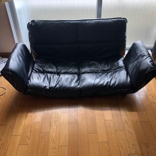 ニトリ リクライニングソファ