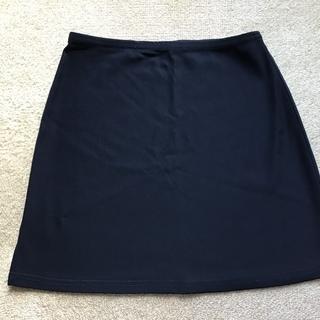 〈中古〉黒ミニスカート