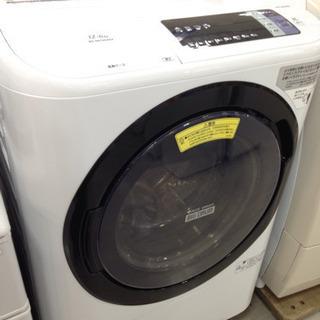 取りに来れる方限定!HITACHI (日立)のドラム式洗濯乾燥機です!