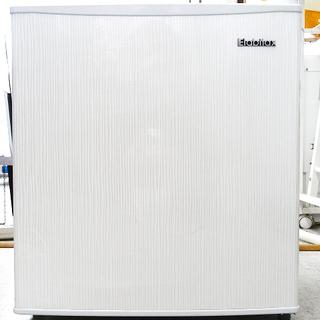 【恵庭】Elabitax ER-517(W) 1ドア 冷蔵庫 4...