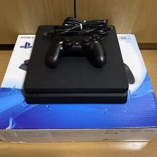 PS4 PlayStation4 ブラック 500GB CUH-...