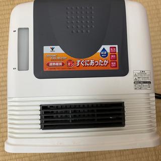 セラミックファンヒーター、加湿器