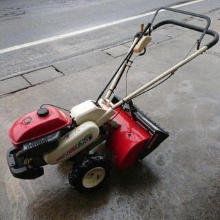 家庭菜園にいかがでしょう!ミニ耕運機