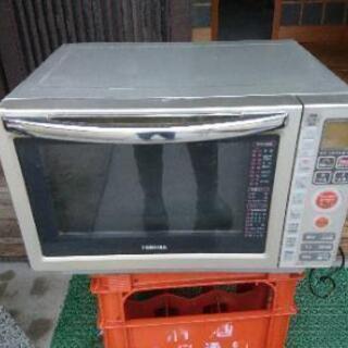 TOSHIBAオーブンレンジER-B6石窯オーブン(2004年製)