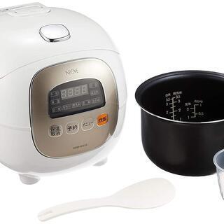 ネオーブ (NEOVE) 炊飯器 3.5合 ホワイト NRM-M...