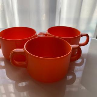 両手付きカップ(3個)